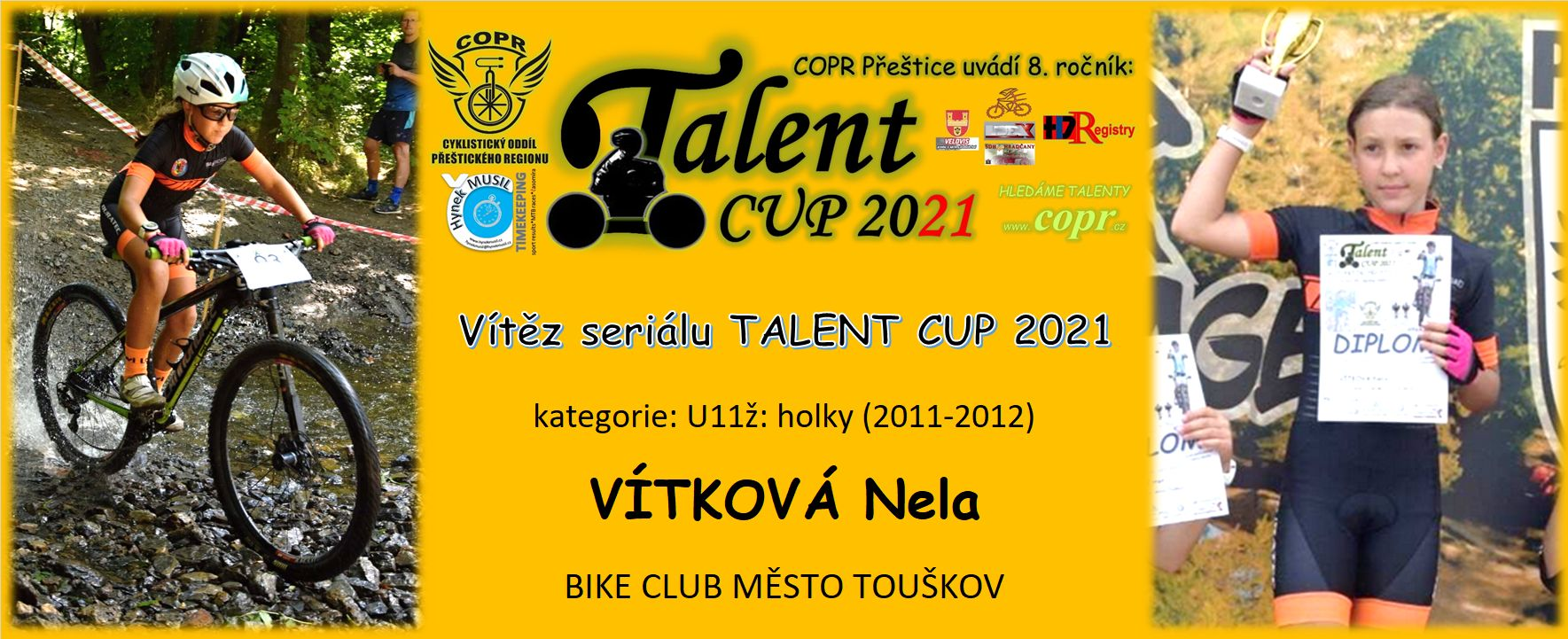TALENT CUP